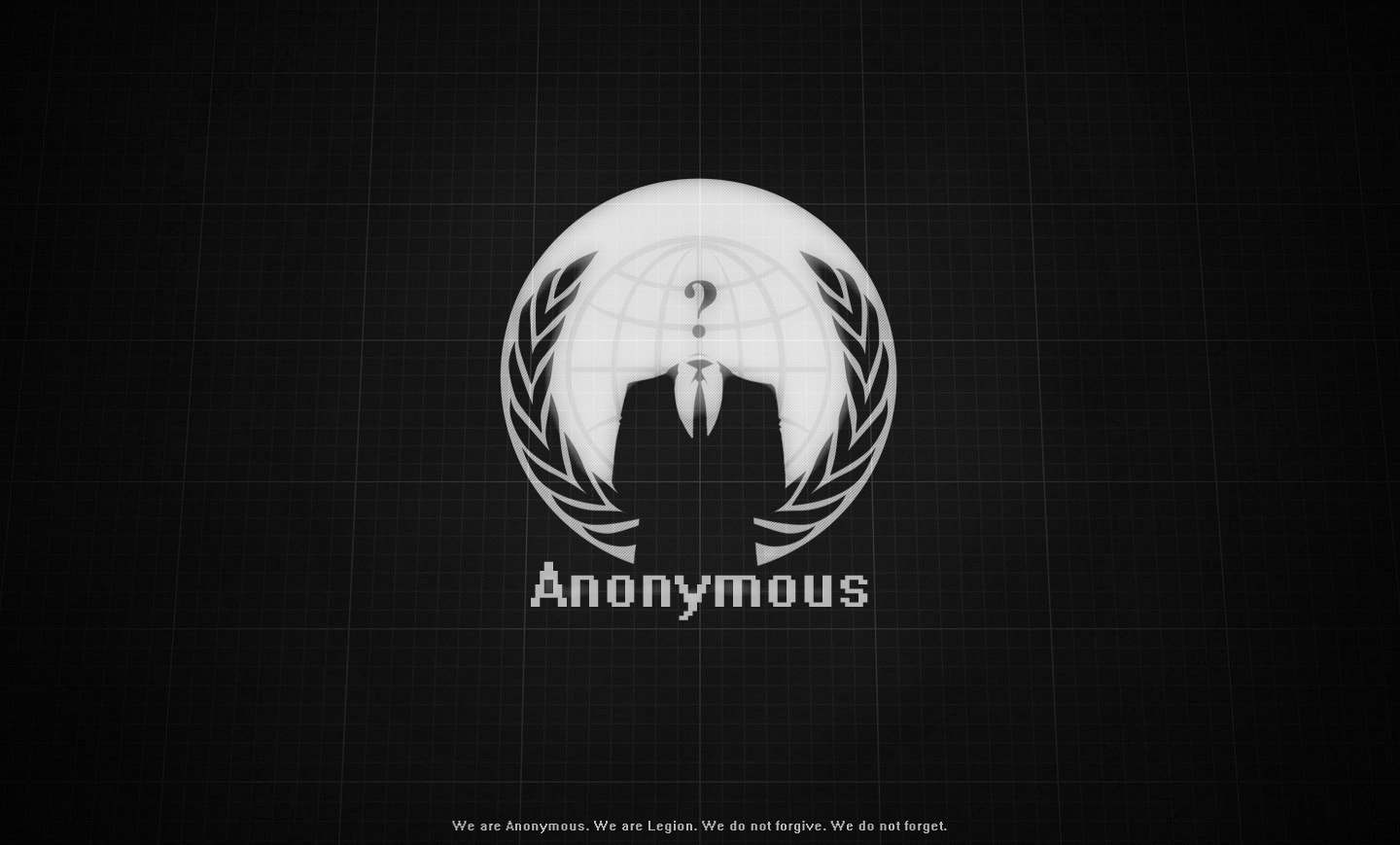 We Are Anonymous Hackers
